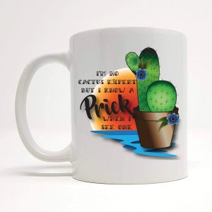 novelty mug by Beautifully Obscene
