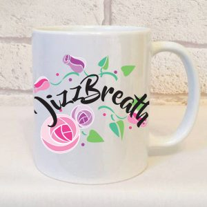 jizz breath mug by Beautifully Obscene