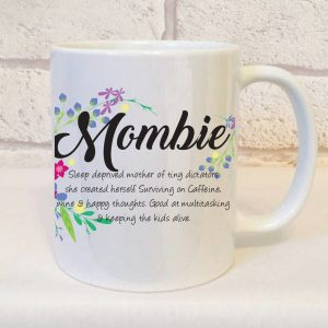 mombie mug by Beautifully Obscene