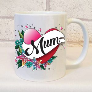mum mug by beautifully obscene