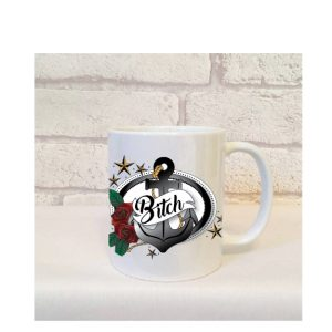 bitch mug gift idea by beautifully obscene