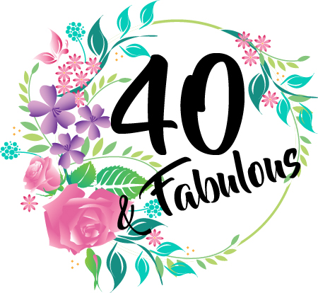 forty and fabulous birthday mug perfect gift for someone who is soon 40 teaching clip art teacher clipart images