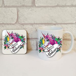 unicorn gift set by Beautifully Obscene