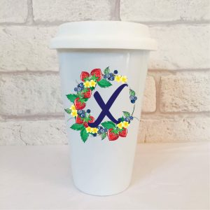 initial x gift idea by Beautifully Obscene