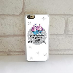 cake iPhone cover by Beautifully Obscene