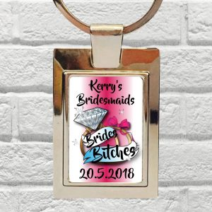 personalised bridesmaids gift by Beautifully Obscene