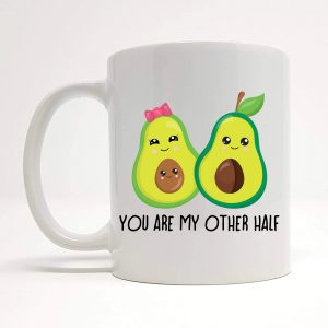 avocado gift by Beautifully Obscene