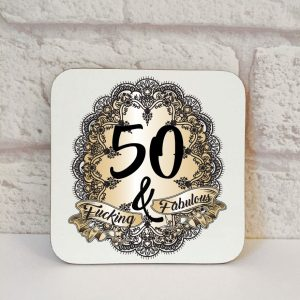 50th novelty gift by Beautifully Obscene
