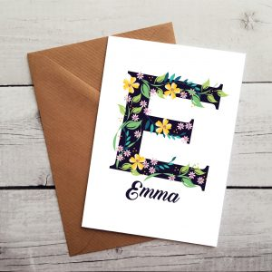 personalised occasion card by Beautifully Obscene
