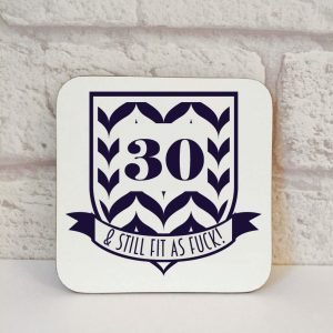cheap 30th birthday idea by Beautifully Obscene