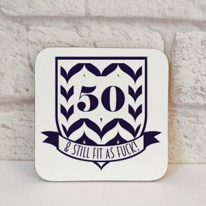 cheap 50th birthday idea By Beautifully Obscene