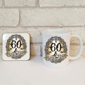 hilarious 60th birthday gift idea by Beautifully Obscene