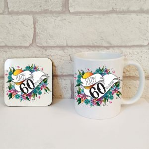 funny 60th gift idea by Beautifully Obscene