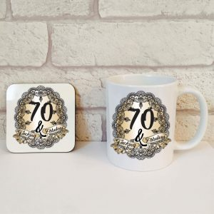hilarious 70th birthday gift idea by Beautifully Obscene