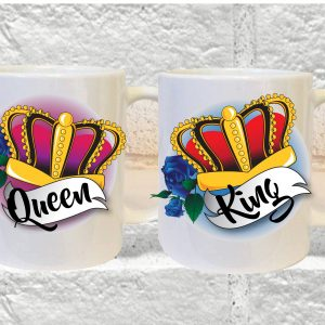 king queen gift set by Beautifully Obscene