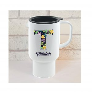 personalised mum travel mug by Beautifully Obscene