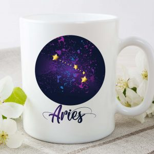 aries mug by Beautifully Obscene