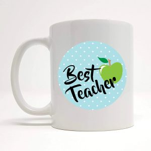 best teacher coffee mug by Beautifully Obscene