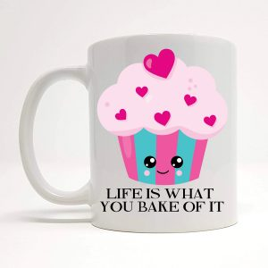 baking lover mug by Beautifully Obscene
