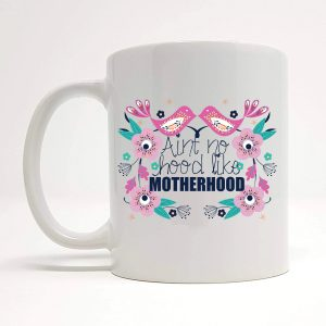 motherhood mug by Beautifully Obscene