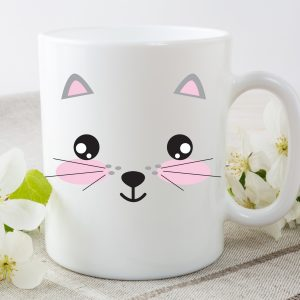Cute Cat Coffee Mug.