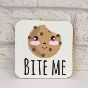 cookie coaster by Beautifully Obscene