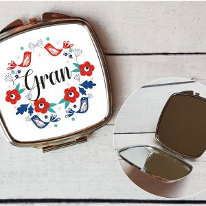 gran compact mirror by Beautifully Obscene