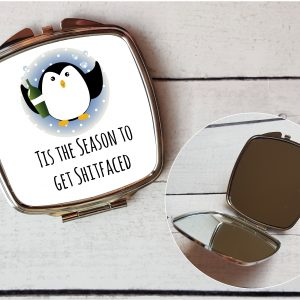 get shitfaced christmas gift by Beautifully Obscene
