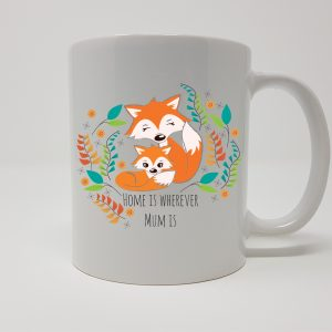 Fox Lover Mum Mug.