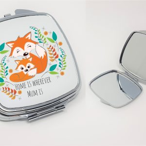 Fox Lover Mum Mirror.