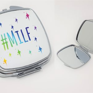 milf compact mirror by Beautifully Obscene