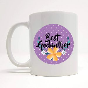 best godmother coffee mug by Beautifully Obscene