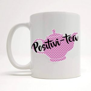 positive quote coffee mug by Beautifully Obscene