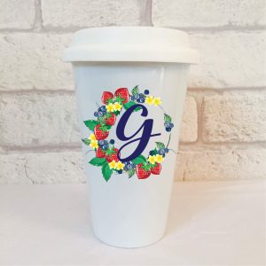 Initial G Gift Idea By Beautifully Obscene