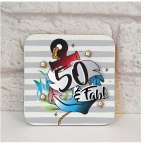 50th birthday gift for him by Beautifully Obscene