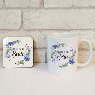 mother of the bride gift set by Beautifully Obscene
