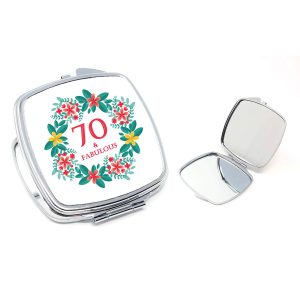 70th compact mirror set by Beautifully Obscene
