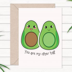 avocado-anniversary-card