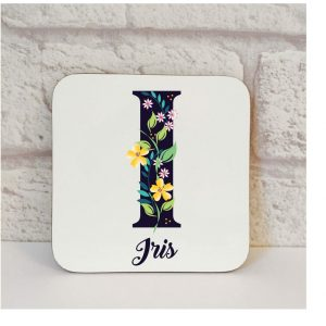 initial coaster by Beautifully Obscene