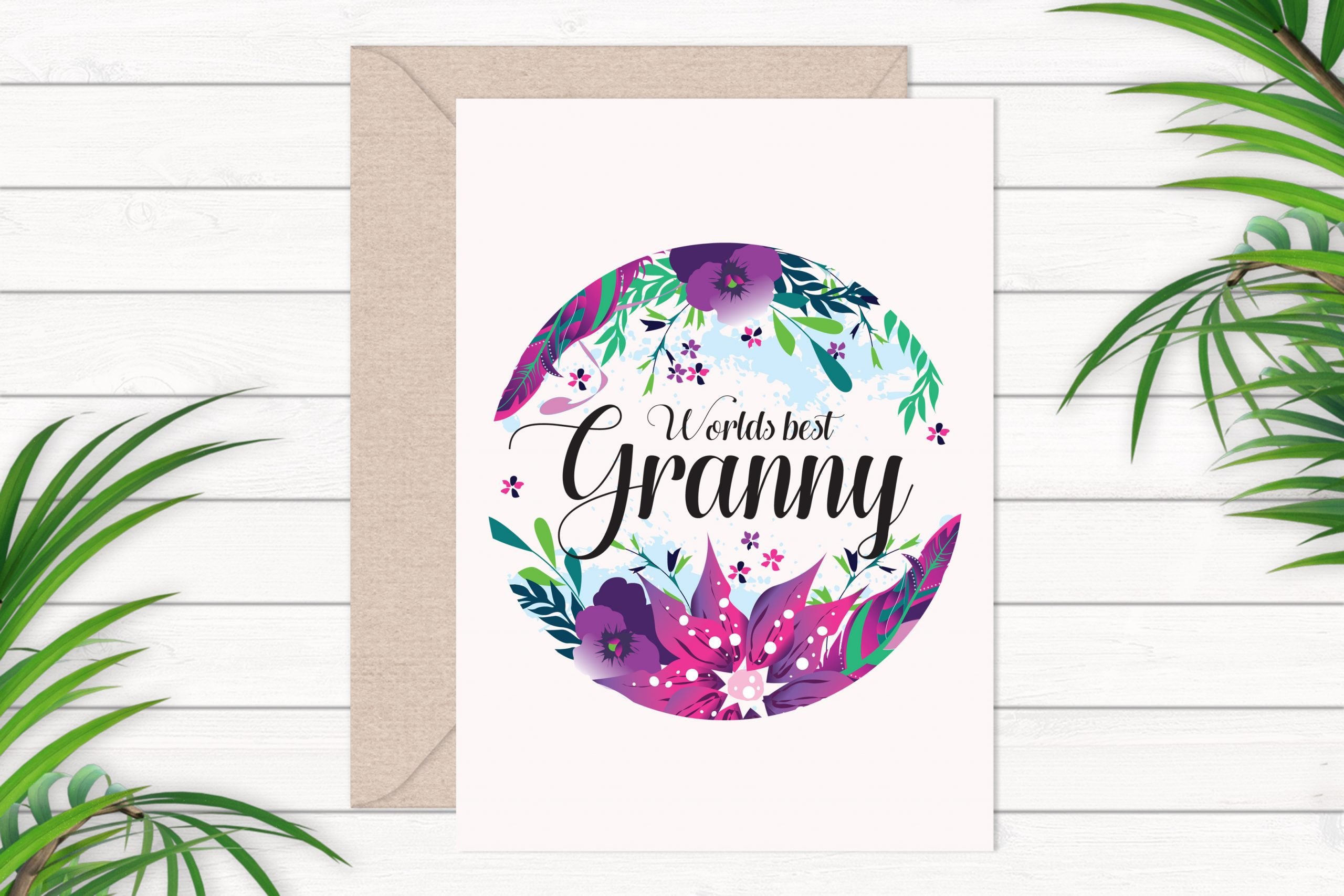 best-granny-occasion-card