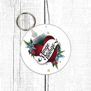 adult keyring gift by Beautifully Obscene