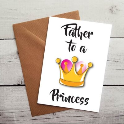 cute fathers day card by Beautifully Obscene
