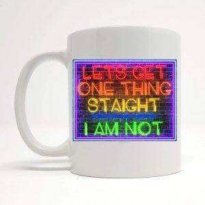 novelty gay person mug by Beautifully Obscene