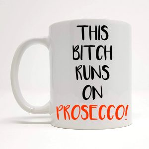 prosecco lover gift by Beautifully Obscene