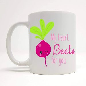vegan novelty mug by Beautifully Obscene