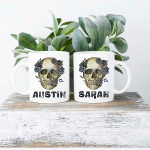 personalised-skull-mugs